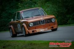 BMW 1602 BJ:  1972, 2000 ccm Nikolaus Dziajlo,  Friedenfels Startnummer:  025