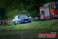 Fiat 131 Racing BJ:  1979, 1995 ccm Ali Schachtner,  Hohenpeissenberg Startnummer:  040
