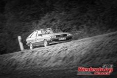 Audi Coupe GT BJ:  1982, 1980 ccm Martin Hesse,  Wetzlar Startnummer:  043