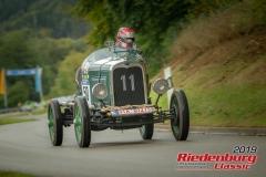 Ford SpeedsterBJ:  1929, 3000 ccmMichael Hasch,  PöckingStartnummer:  050