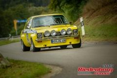 Opel Ascona ABJ:  1975, 2200 ccmHeinz Gerner,  KelheimStartnummer:  064