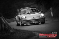 Porsche 911 CarreraBJ:  1975, 3000 ccmFrank Schreiber,  IngolstadtStartnummer:  063