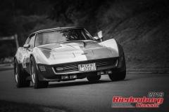 CorvetteBJ:  1982, 5700 ccmPeter Bach,  SaalStartnummer:  072