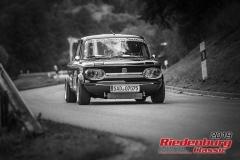 NSU TTBJ:  1971, 1200 ccmGustav Borowski,  WackersdorfStartnummer:  103