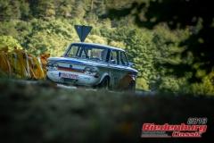 NSU TTS BJ:  1971, 996 ccm Wolfgang Weigert,  Eckental-Forth Startnummer:  108
