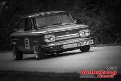 NSU TT BJ:  1969, 1250 ccm Thomas Czeschka,  Moosthenning Startnummer:  095