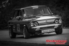 NSU TT BJ:  1970, 1300 ccm Audi Tradition, Wolfgang Lautenbacher,  Ingolstadt Startnummer:  102