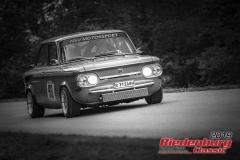 NSU TT BJ:  1968, 1300 ccm Karlheinz Stangneth,  Regensburg Startnummer:  093