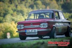 NSU TT BJ:  1970, 1300 ccm Werner Theis,  Gilching Startnummer:  099