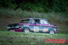 NSU TT BJ:  1971, 1200 ccm Gustav Borowski,  Wackersdorf Startnummer:  103