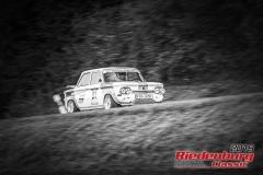 NSU 1000 BJ:  1965, 1298 ccm Heinz Appelt,  Landsberied Startnummer:  091