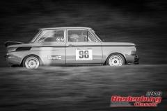 NSU TT BJ:  1969, 1300 ccm Manuel Mark,  Bruckmühl Startnummer:  096