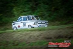 NSU TT BJ:  1970, 1300 ccm Jan Ehmann,  Langenbrettach Startnummer:  100