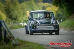 Austin MiniBJ:  1964, 1300 ccmHorst Mlejnek,  AltendiezStartnummer:  111