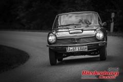 Glas 1300 GTBJ:  1967, 1300 ccmDr. Markus Weichenberger,  BaarStartnummer:  114