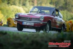 Glas 1300 GT BJ:  1967, 1300 ccm Dr. Markus Weichenberger,  Baar Startnummer:  114