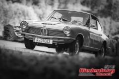 BMW 1600 GT BJ:  1968, 1600 ccm Klaus Butschek,  Regensburg Startnummer:  115