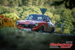 Glas GT BJ:  1965, 1300 ccm Helmut Riemer,  Frontenhausen Startnummer:  112