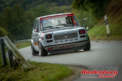 Fiat 127 AbarthBJ:  1977, 1295 ccmPatrick Polster,  ArzbergStartnummer:  132