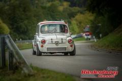 Fiat Abarth tcBJ:  1971, 1000 ccmWalter Westermeier,  KranzbergStartnummer:  124