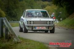 Fiat 128 CoupeBJ:  1972, 1300 ccmDetlef Bayer,  WiesauStartnummer:  126