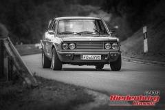 Fiat 128 CoupeBJ:  1972, 1300 ccmMike Sukiennicki,  ForchheimStartnummer:  128