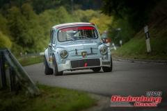 Fiat Abarth tcBJ:  1967, 1036 ccmWalter Schneider,  WaltenhofenStartnummer:  120