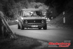 Fiat 128 LimousineBJ:  1970, 1250 ccmJürgen Becker,  BayreuthStartnummer:  122