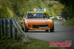 Fiat X 1/9BJ:  1979, 1465 ccmIngo Dillinger,  NeustadtStartnummer:  138