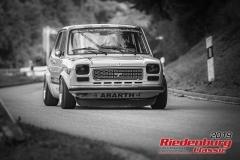 Fiat 127 Abarth BJ:  1977, 1295 ccm Patrick Polster,  Arzberg Startnummer:  132