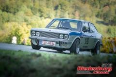 Fiat 128 Coupe BJ:  1972, 1300 ccm Detlef Bayer,  Wiesau Startnummer:  126