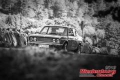 Fiat 128 Coupe BJ:  1972, 1300 ccm Mike Sukiennicki,  Forchheim Startnummer:  128