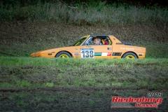 Fiat X 1/9 BJ:  1979, 1465 ccm Ingo Dillinger,  Neustadt Startnummer:  138