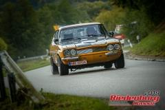 Ford Capri 1 RSBJ:  1972, 2600 ccmMichael Karl,  VelburgStartnummer:  147