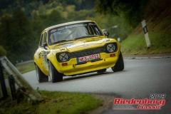 Ford Escort RS MK IBJ:  1973, 2000 ccmAndy Schuler,  MellrichstadtStartnummer:  149