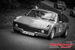 Porsche 914-6 GTBJ:  1970, 3000 ccmMichael Wellner,  ErgoldingStartnummer:  145