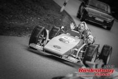 Formel Vau FuchsBJ:  1965, 1300 ccmThomas Wörner, KissingStartnummer:  161