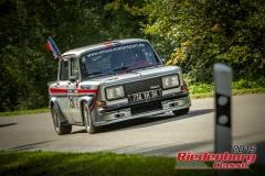 Simca Rallye IIBJ:  1974, 1295 ccmWolfgang Schuster,  NürnbergStartnummer:  150