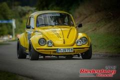 VW Käfer BJ:  1973, 2000 ccm Heinz Diermeier,  Haar Startnummer:  148