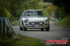 MG B GT BJ:  1966, 1798 ccm Jürgen Kaufhold,  Deisenhofen Startnummer:  146