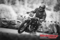 Standart BS Rex BJ:  1935, 500 ccm Josef Traubinger, Nittendorf Startnummer:  168