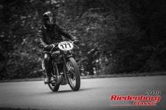 Horex SB BJ:  1939, 350 ccm Josef Howacker, München Startnummer:  171