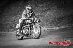 Honda CBBJ:  1975, 250 ccmHermann Dittrich, SchesslitzStartnummer:  204