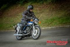 Yamaha RDBJ:  1976, 250 ccmWilliam Penn, AltmannsteinStartnummer:  206