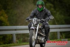 Horex Regina 1 BJ:  1951, 250 ccm Matthias Mayer, Weilheim Startnummer:  176