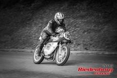 Ducati Desmo BJ:  1969, 250 ccm Jörg Zimmer, Ingolstadt Startnummer:  195