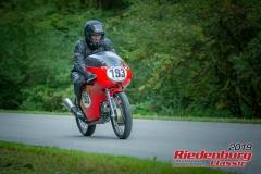 Aermacchi BJ:  1965, 250 ccm Helmut Nettinger, München Startnummer:  193