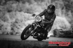 Adler MB BJ:  1954, 250 ccm Richard Richter, Gaimersheim Startnummer:  180