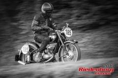 DKW RT BJ:  1955, 125 ccm Philipp Thees, Ingolstadt Startnummer:  185