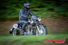 Horex Regina BJ:  1954, 400 ccm Wolfgang Roth, Babenhausen Startnummer:  184